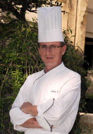 INTERCONTINENTAL BALI RESORT APPOINTS NEW EXECUTIVE CHEF