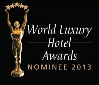 Intercontinental bali resort nominated for 2013 world for Luxury hotel awards