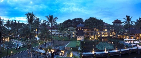INTERCONTINENTAL BALI RESORT LISTED IN THE TOP 10 FAMILY RESORTS WORLDWIDE