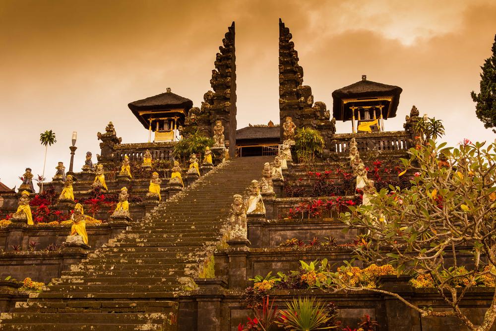 Bali Tourism Board | Culture Tourism | Pura Besakih Temple ...  |Besakih Temple Bali