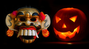 Celebrating Halloween InterContinental Way