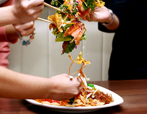 YEE SANG PROSPERTIY DINNER: What it means for the Chinese Families