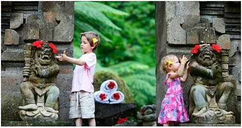 Bali's best luxury family resorts and accommodation