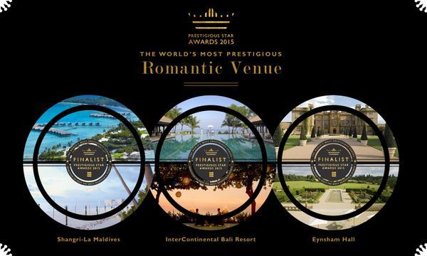 The World's Most Prestigious Romantic Venue