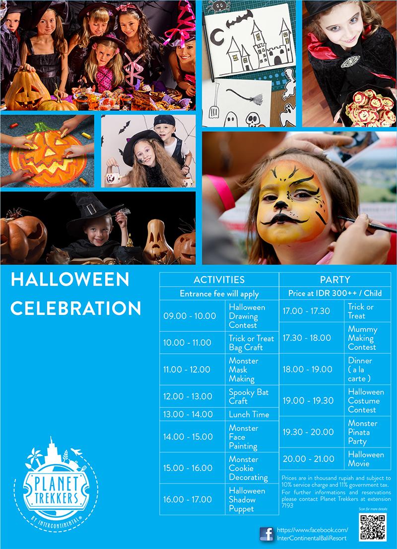 Halloween Celebration for Kids