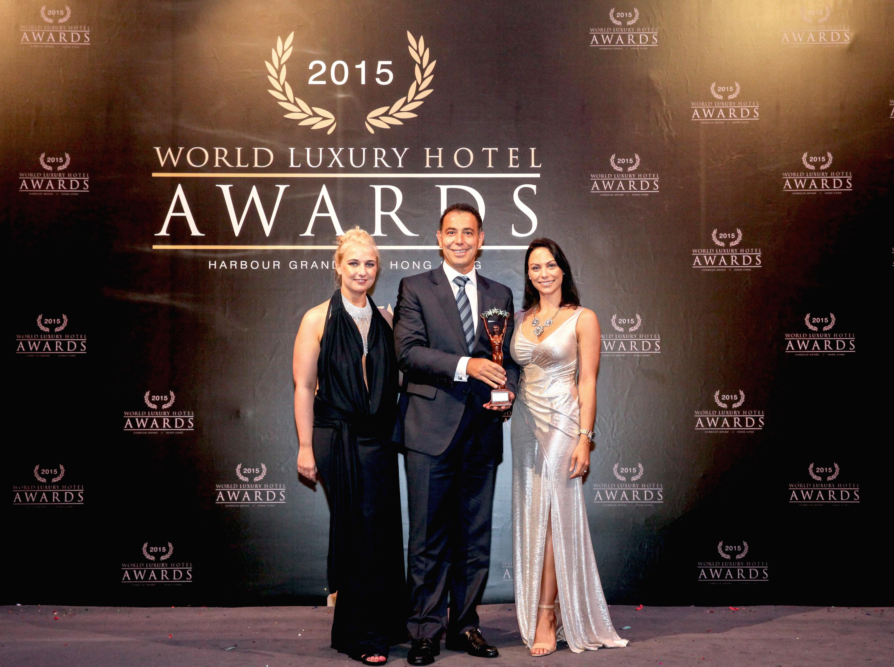 Bali's Leading MICE Hotel 2015