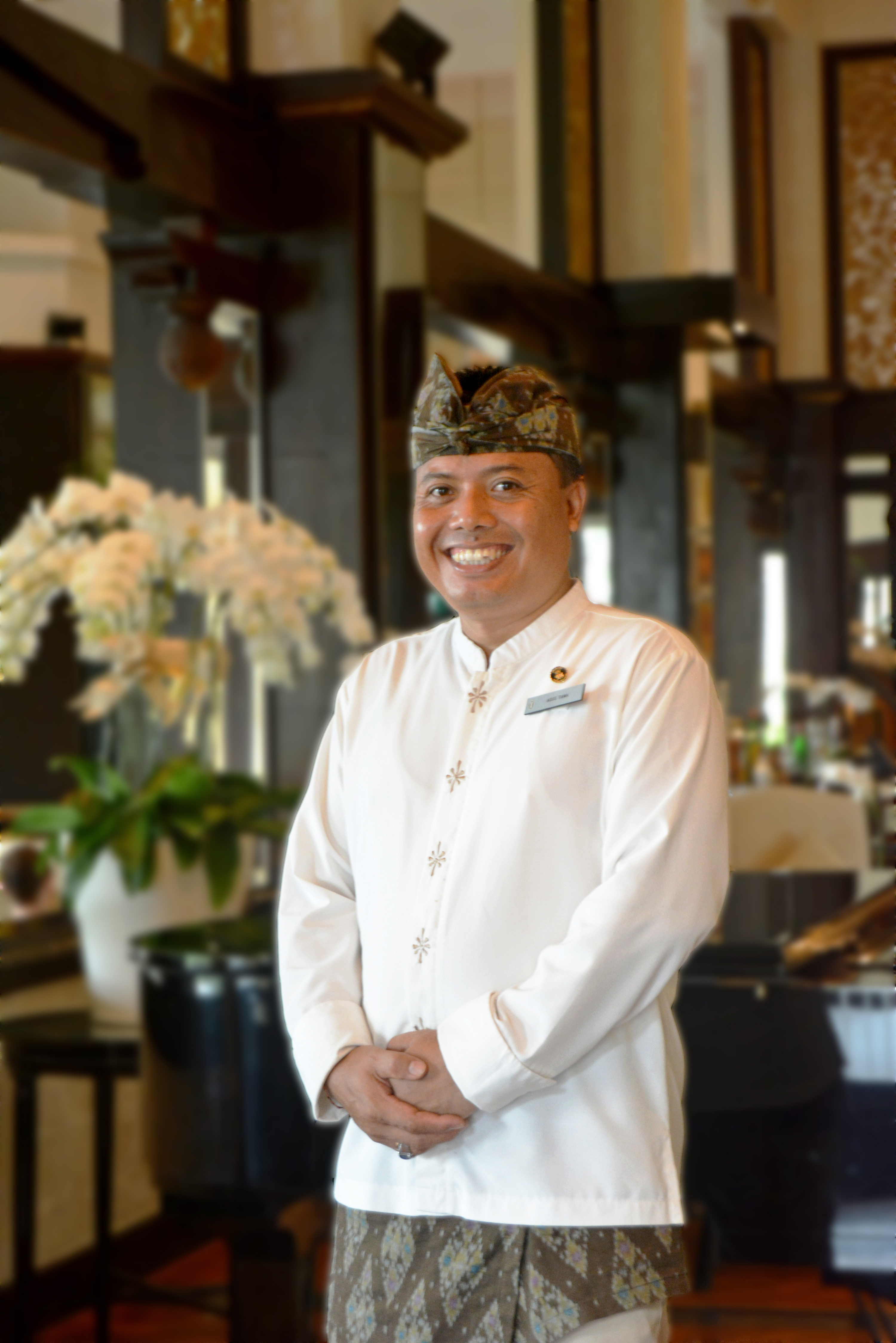Memorable story of our butler: Mr I Nyoman Agustamadiharta