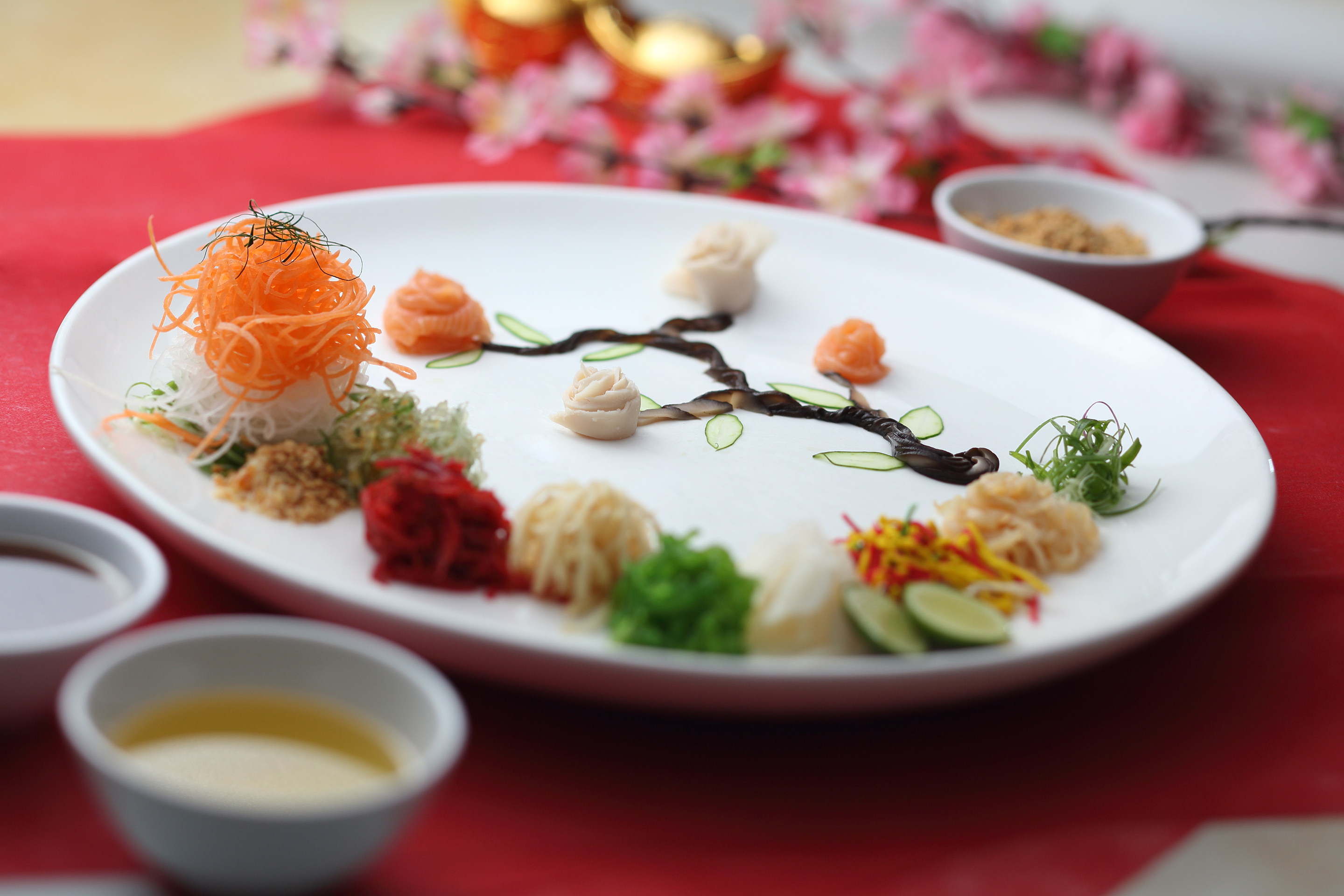A TRADITIONAL CHINESE NEW YEAR SHOULD BE BEST ENJOYED WITH TRULY AUTHENTIC EXPERIENCES
