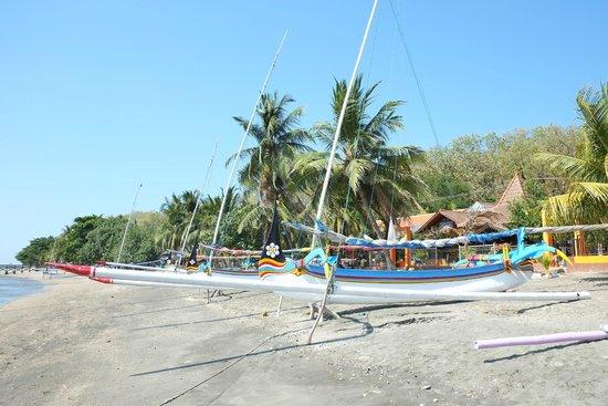 Boat at Pasir Putih
