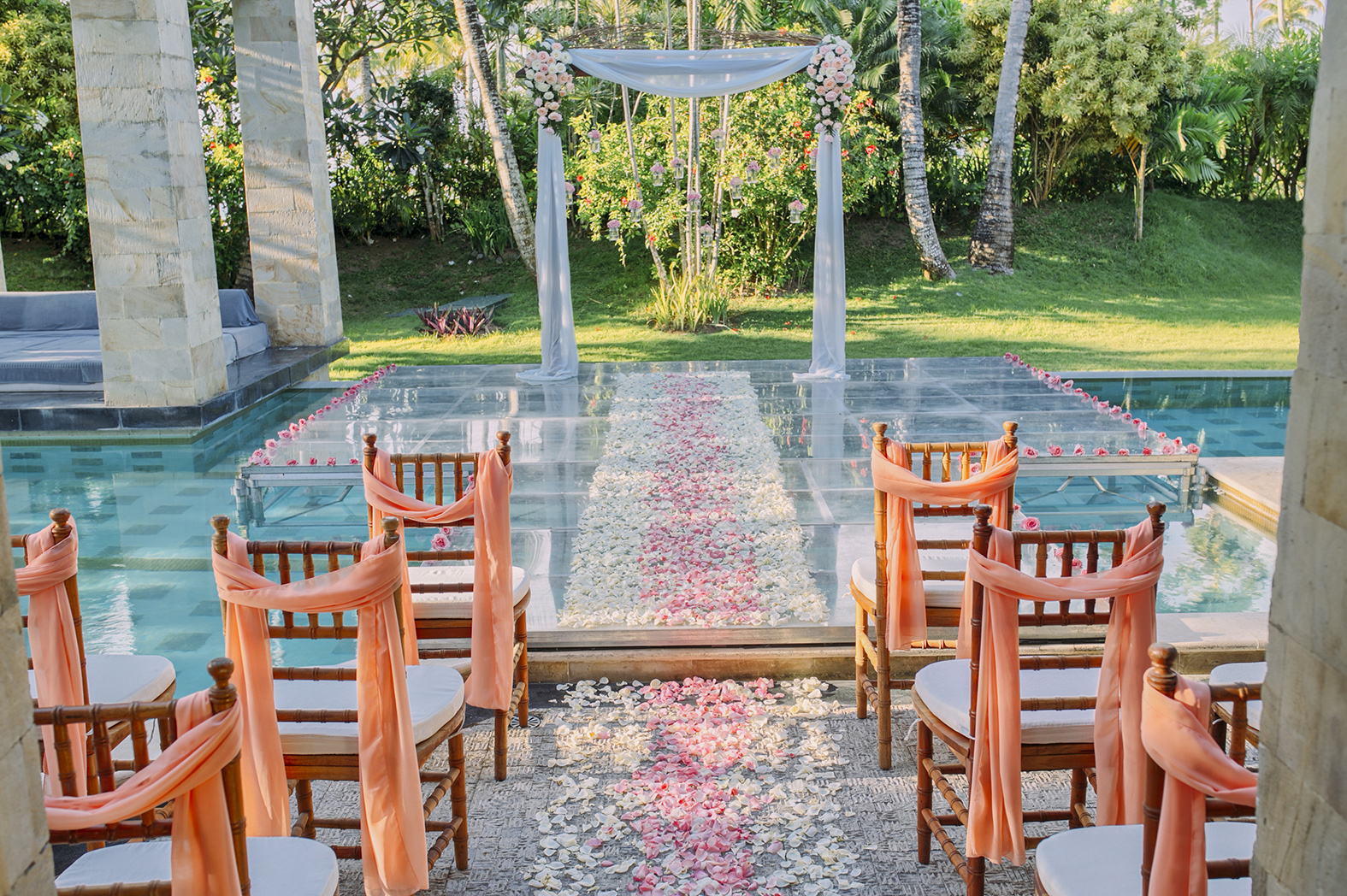 MAKE YOUR DREAMS COME TRUE WITH A 'KAMITA VILLA WEDDING' AT INTERCONTINENTAL BALI RESORT
