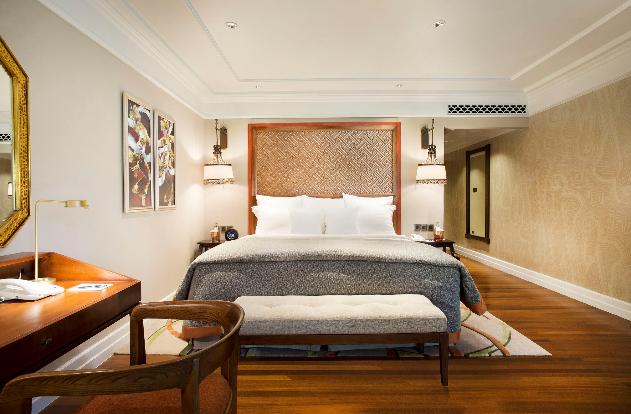New Redesigned Room InterContinental Bali Resort