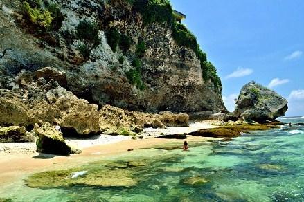 Greeb bowl bali cliff tabloid wisata
