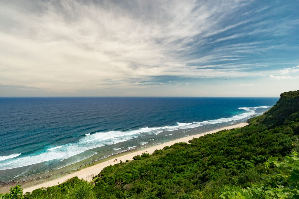 THE TOP FIVE QUIET & PEACEFUL BEACHES OF SOUTHERN BALI
