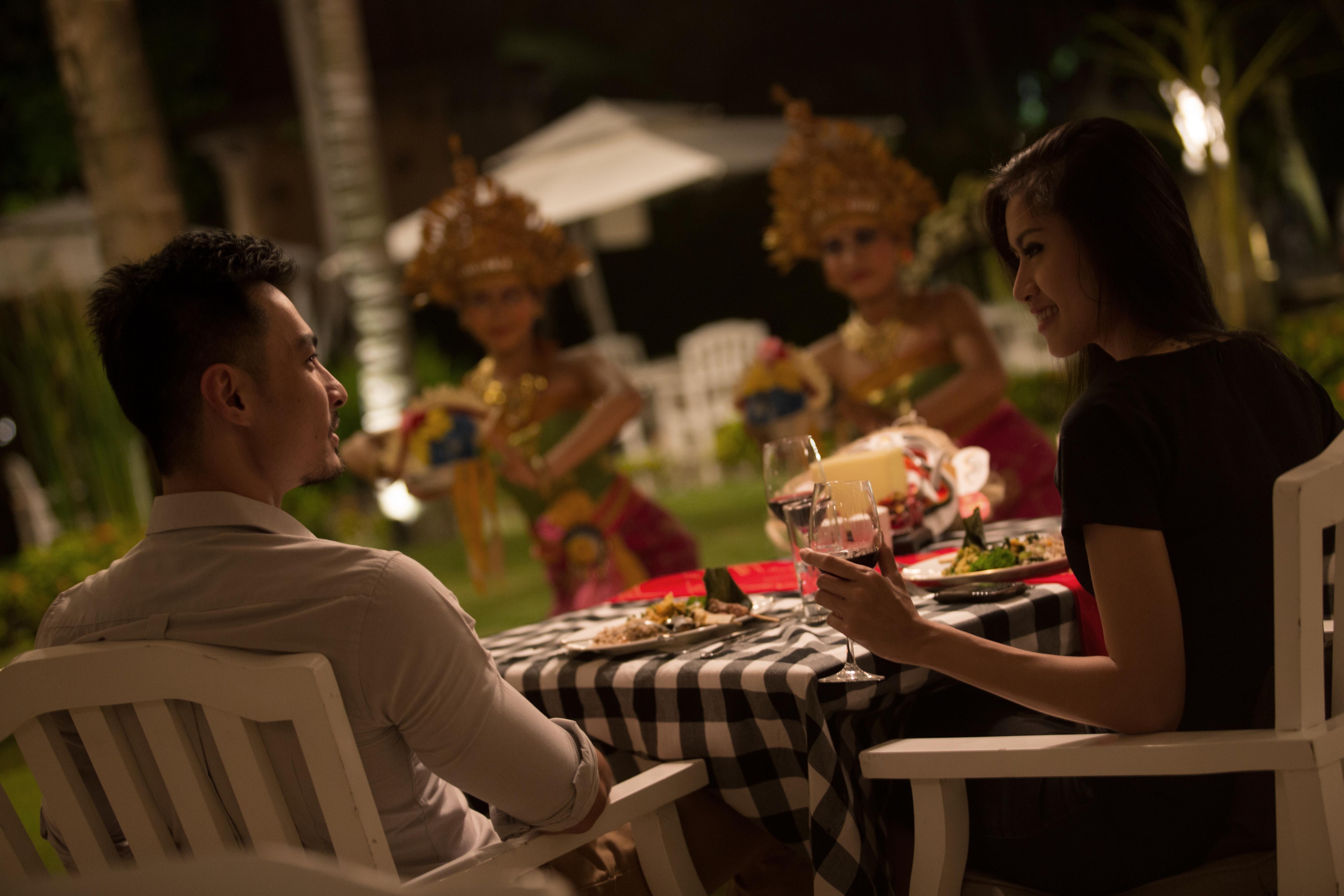 Nyepi Day Dinner Bali at InterContinental Bali Resort