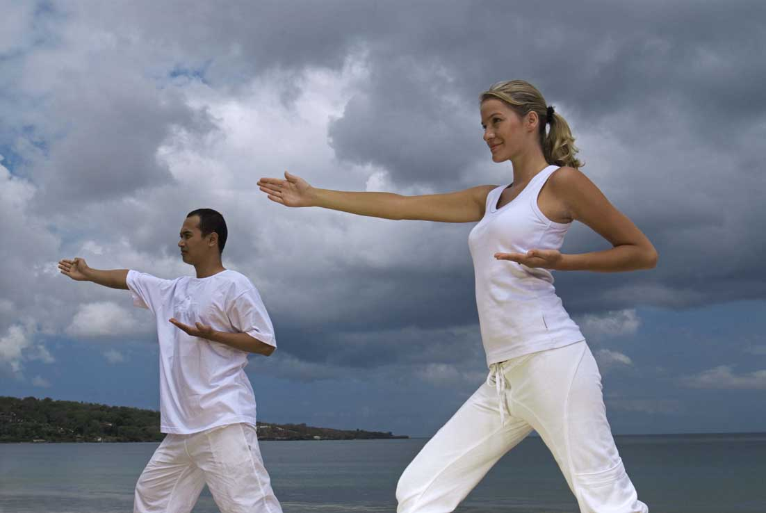InterContinental Bali Resort Yoga Class