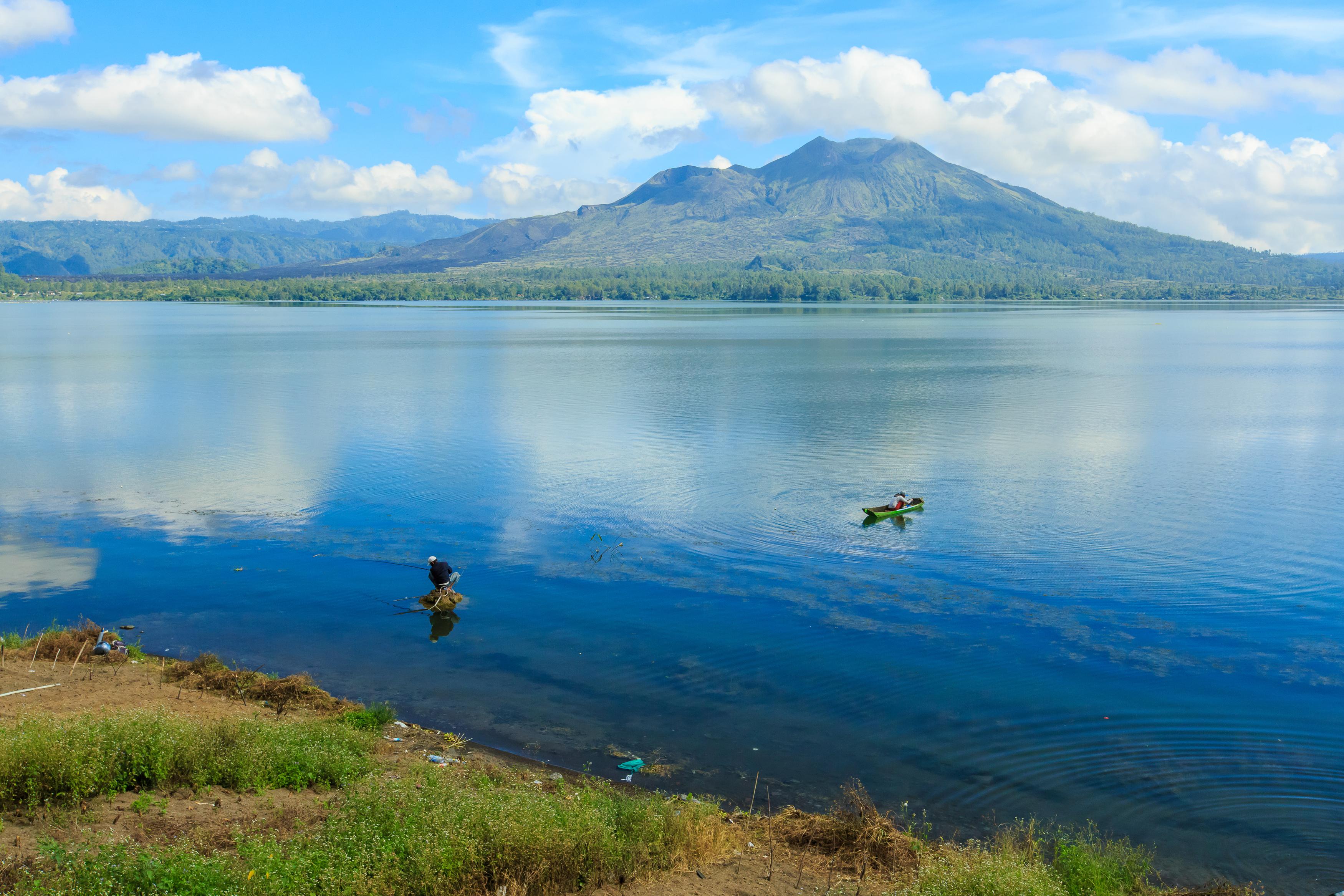 Mount Batur Mountain InterContinental Bali Resort