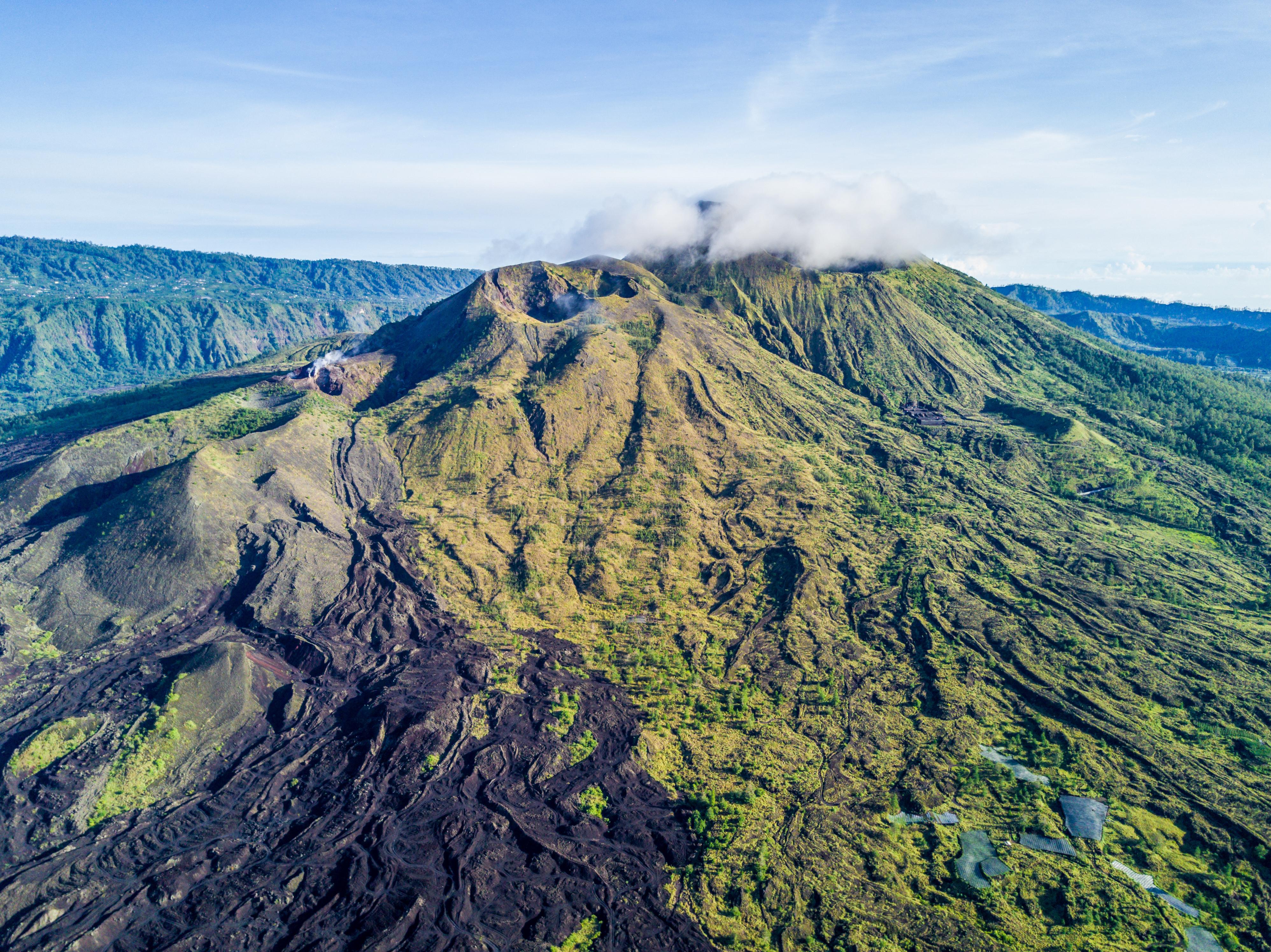 Mount Batur Bali InterContinental Bali Resort