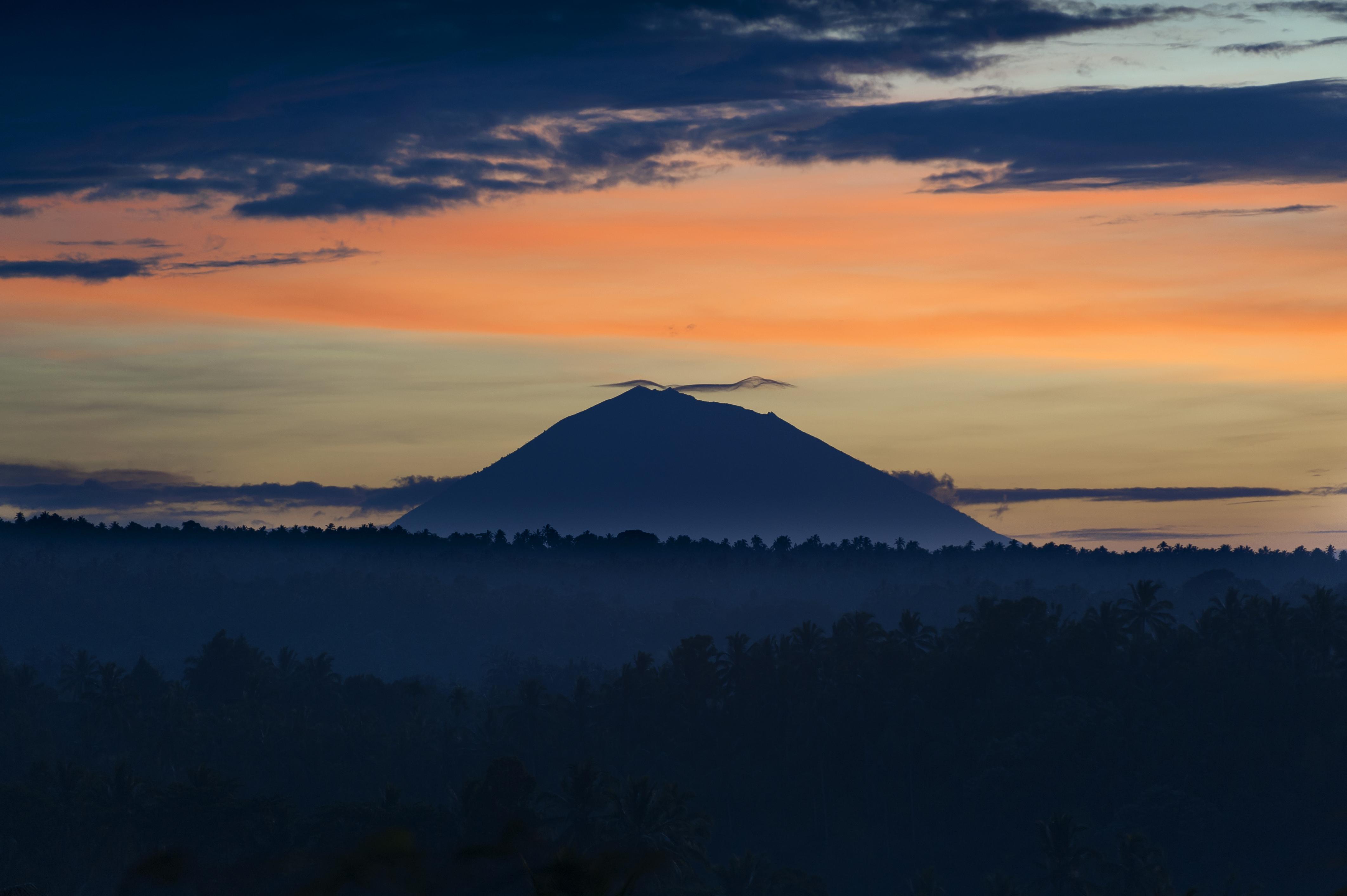 Mt Batukaru