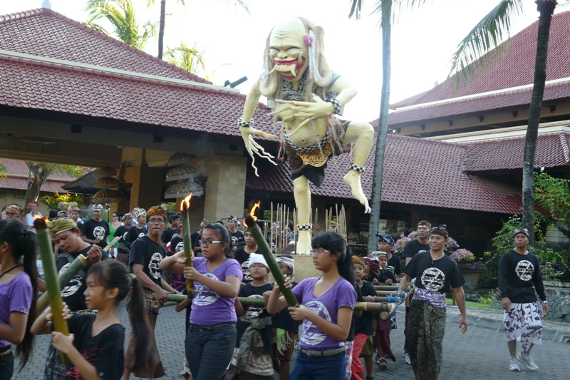 Nyepi Day Experience at InterContinental Bali Resort
